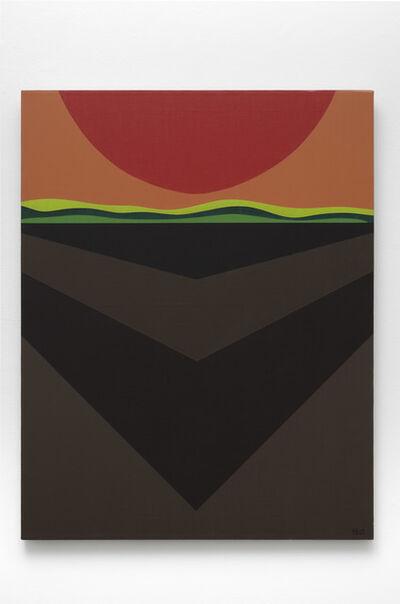 Karl Benjamin, 'Chino Landscape', 1960