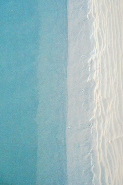 David Batchelder, 'Blue Stripes', 2012
