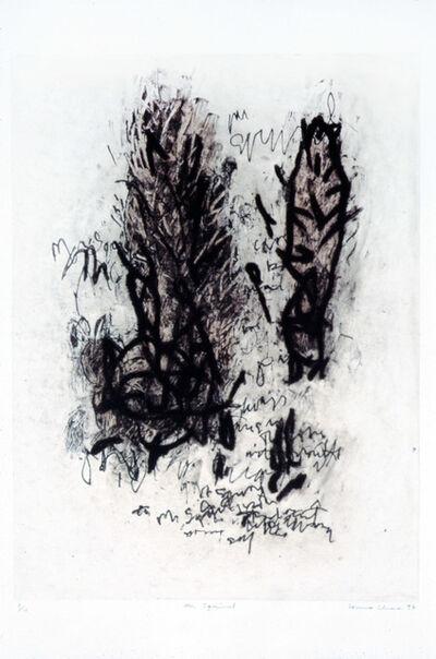 Louisa Chase, 'Mr. Squirrel', 1997