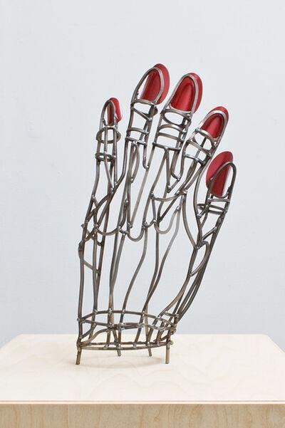 Teresa Burga, 'Mano mal dibujada #3', 2017