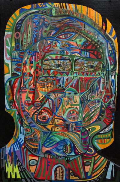 JON TODD, 'The Textile Ghost', 2017