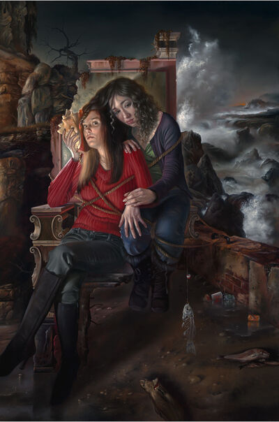 David Michael Bowers, 'It's Coming'