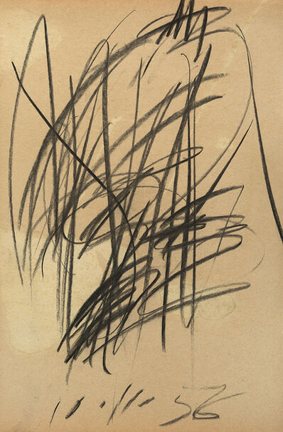 Walter Darby Bannard, 'Untitled', 1958