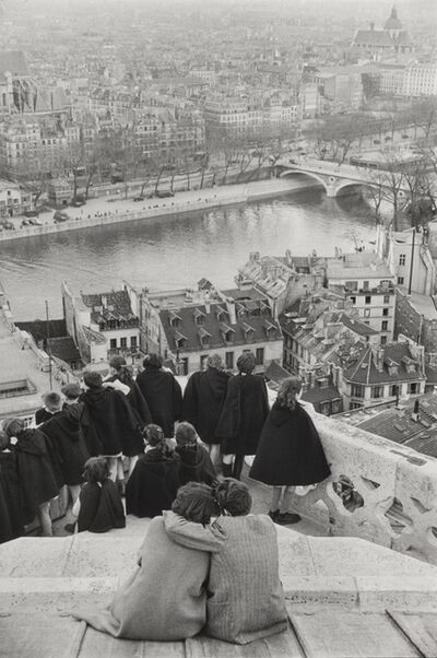 Henri Cartier-Bresson, 'View from the Towers of Notre Dame, Paris'