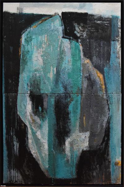 Fabienne Delli Zotti, 'Steles II', 2016