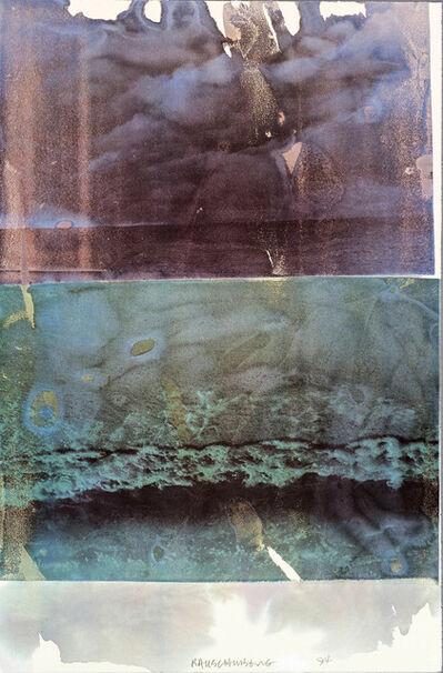 Robert Rauschenberg, 'Tribute 21: Music', 1994