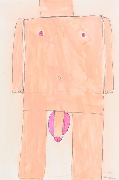 Antonio Benjamin, 'Strawberry Body (Male)', 2017