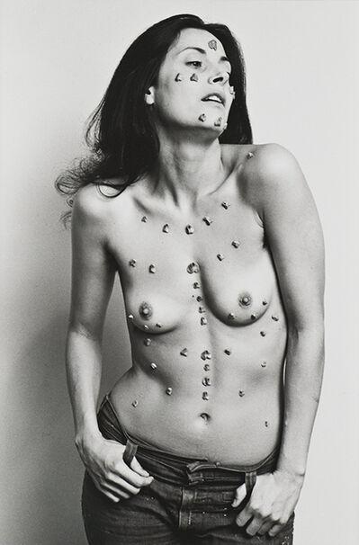 Hannah Wilke, 'S.O.S Starification Object Series', 1974
