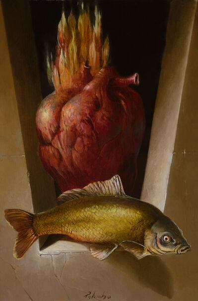 Ciro Palumbo, 'Sacro cuore', 2016
