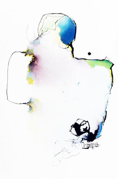 Murielle Bozzia, 'Espace de nos pensées', 2018