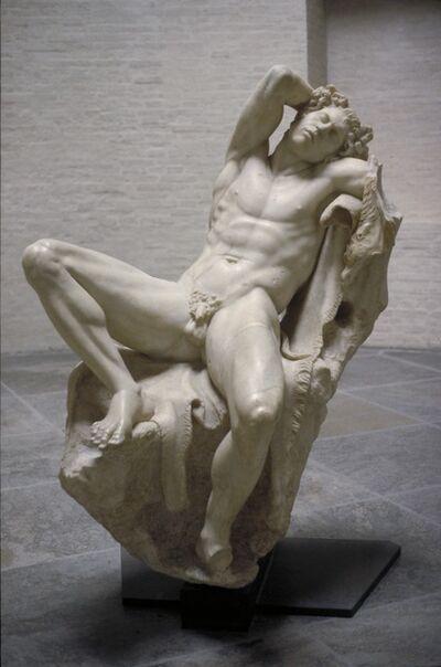 'Sleeping Satyr (Barberini Faun)', ca. 220 BCE