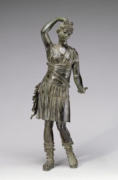 'Statuette of Diana',  1st century B.C.