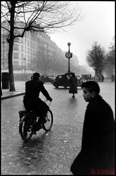 Elliott Erwitt, 'France', 1952