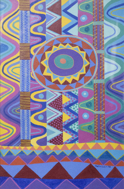 Gerald Williams, 'Astral Traveling #2,', 1978
