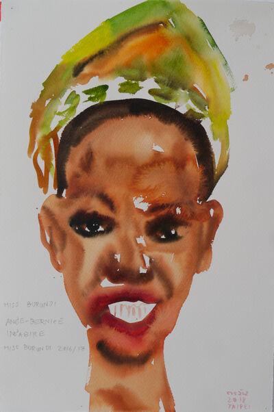 Tawan Wattuya, 'Miss Burundi', 2018