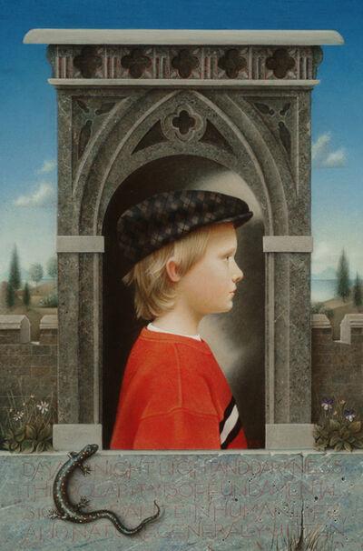 Koo Schadler, 'Profile of Boy - Ethan', 2016