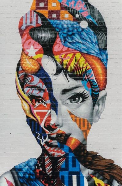Tristan Eaton, 'Audrey of Mulberry, poster', 2013
