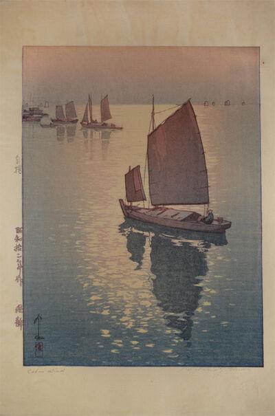Yoshida Hiroshi, 'Calm Wind', 1937