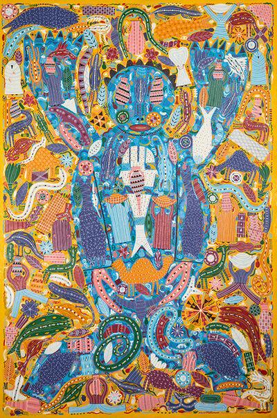 Regragui Bouslai, 'Untitled', 2018