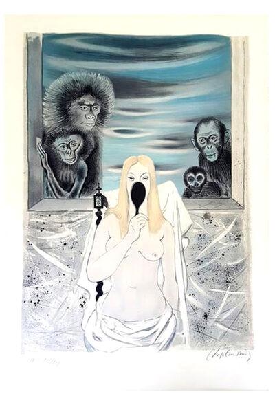 "Roger Chapelain-Midy, 'Original Lithograph ""Monkeys"" by Roger Chapelain-Midy', 1970s"