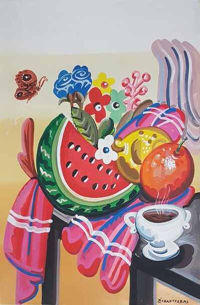 Apostolos Chantzaras, 'Watermelon Deluxe', 2021