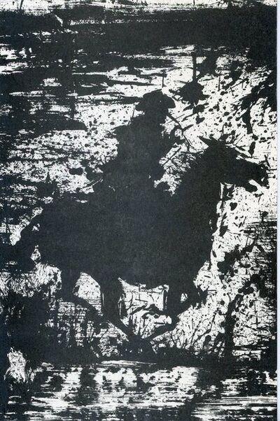 Richard Hambleton, 'Salvatore Ala (Italy), Richard Hambleton, Card', 1984