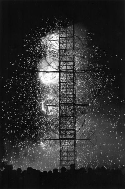 Rodrigo Moya, 'Castillo, Coyoacán, Mexico City', 1981