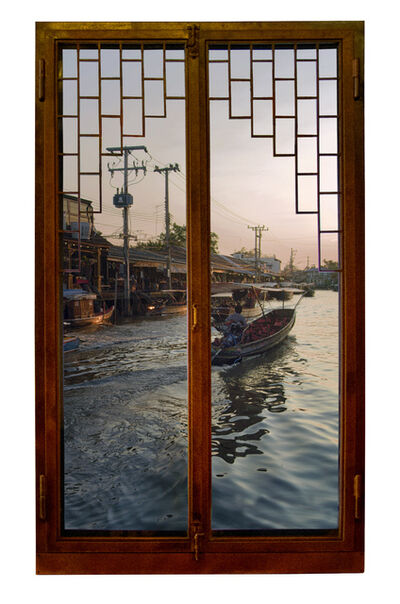 Anotherview, 'N.17: A Sunday by The May Klong River', 2019