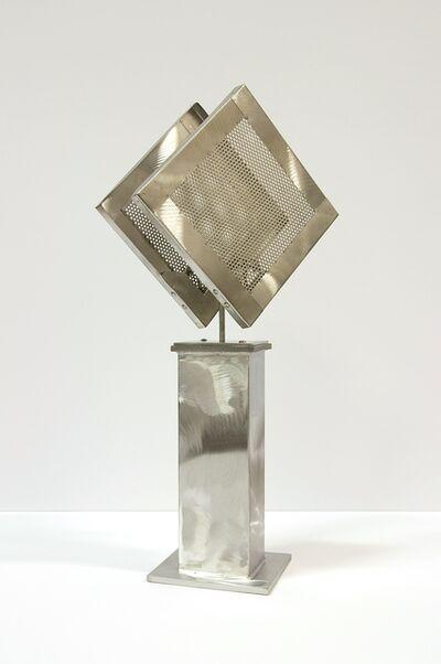 Ken Bortolazzo, 'Two Squares', 2001