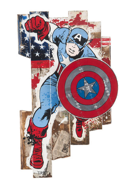 Tommy, 'Captain America', 2015