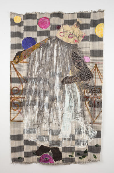 Karen Hampton, 'Shape Shifter', 2016
