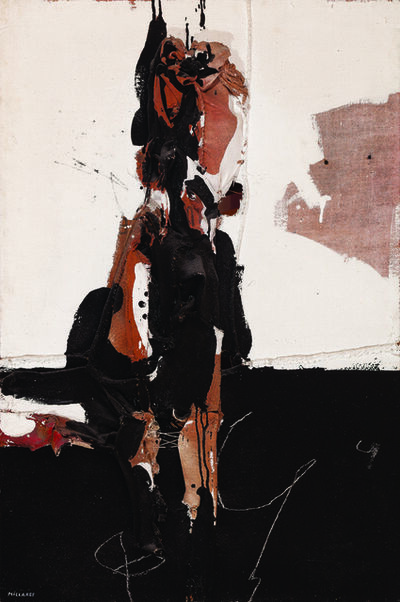 Manolo Millares, 'Homúnculo (1)', 1965