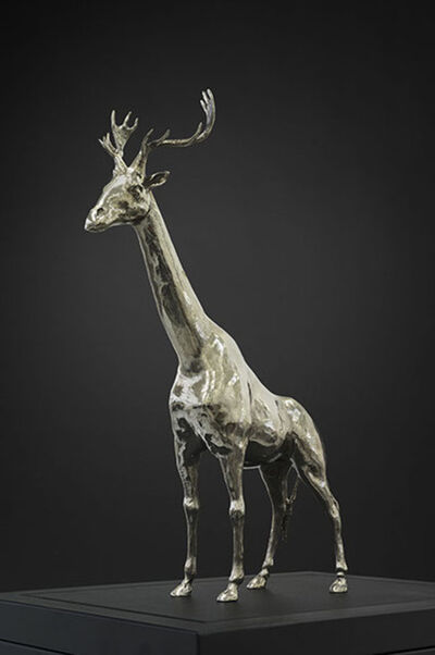 Mauro Corda, 'Girafe-cerf', 2017