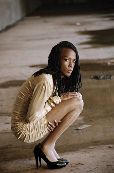 Zanele Muholi, 'Muzi Khumalo III, Constitution Hill, Braamfontein, Johannesburg', 2010