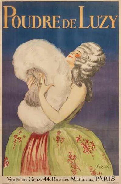 Leonetto Cappiello, 'Poudre de Luzy,1919'