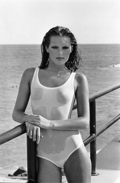 Arthur Elgort, 'Patti Hansen', 1976