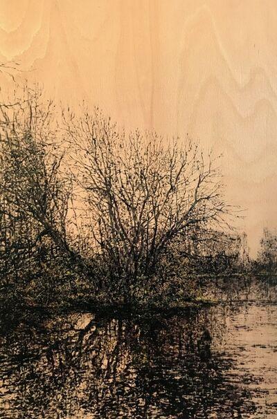 Jack Frame, 'Riverside Reflection IV '