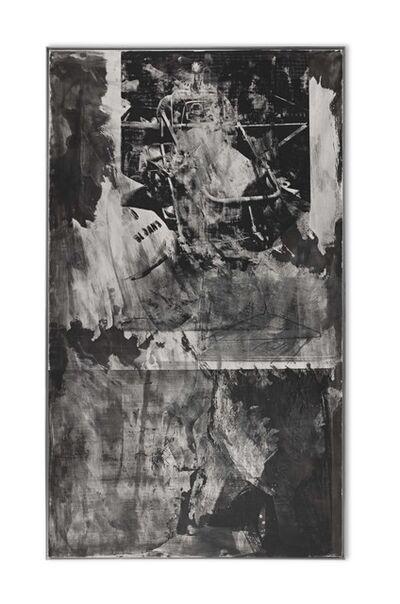 Robert Rauschenberg, 'Avenue (Night Shade)', 1991