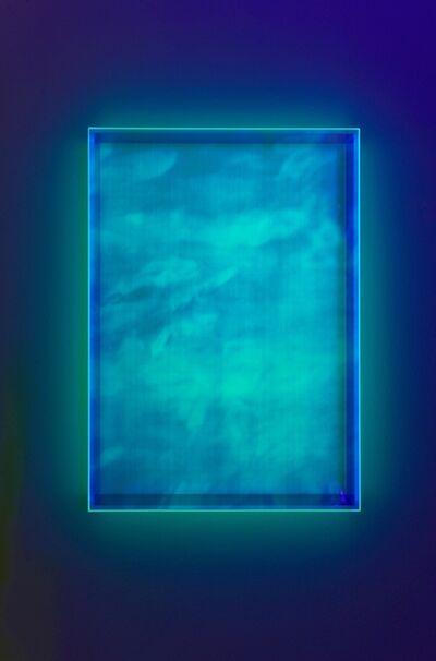 Regine Schumann, 'Color rainbow green green knokke', 2019