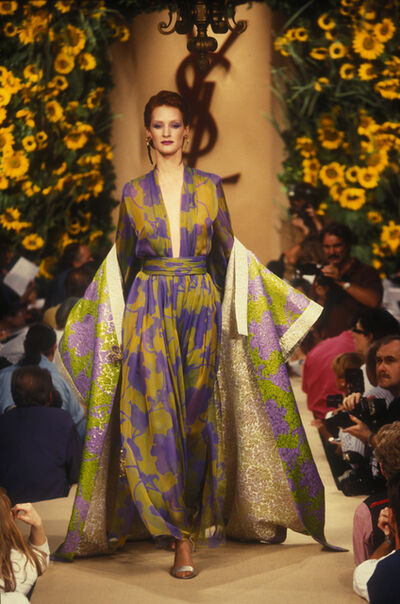 Yves Saint Laurent, 'Evening Gown ', 1994