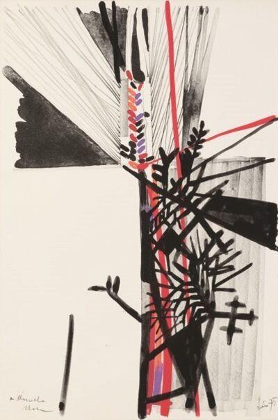 Maria Lai, 'Composition', 1952/'54