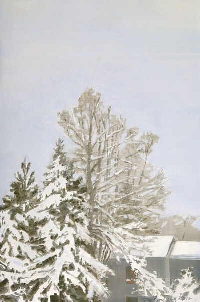 Marilyn Turtz, 'Last Snow Day '