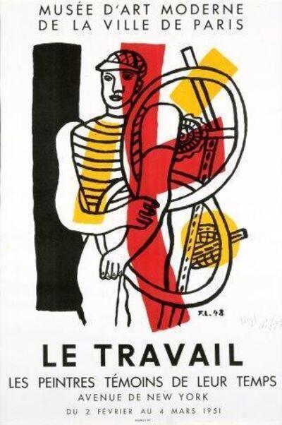 Fernand Léger, 'Le travail'