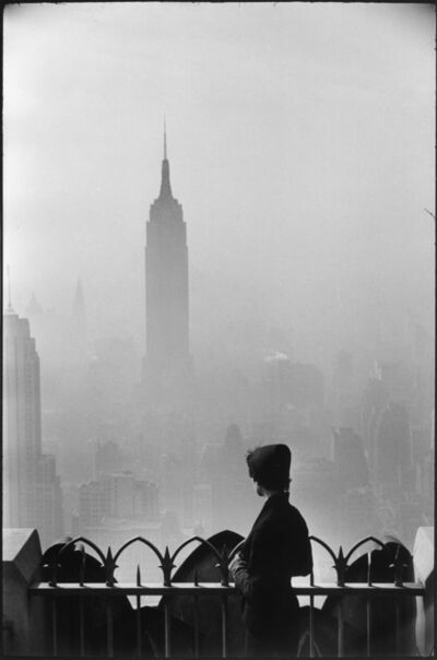 Elliott Erwitt, 'New York City', 1955