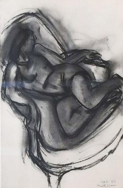 Henri Matisse, ' Charcoal Nude', 1958