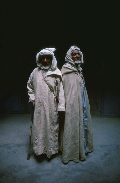 Cary Wolinsky, 'Moroccan Men, Zaouet, Morocco'
