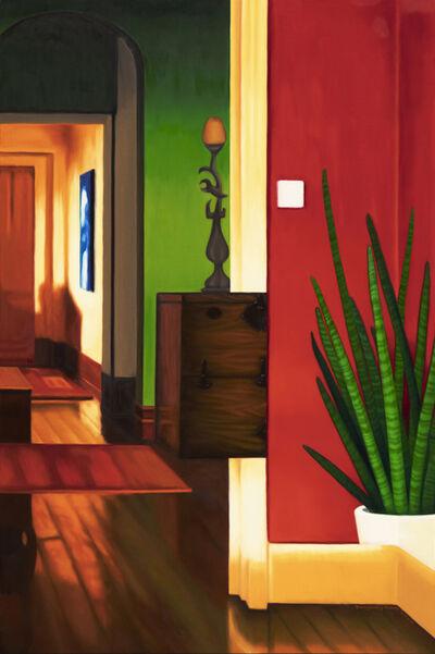 Eunyoung Song, '44(a Hallway)', 2019