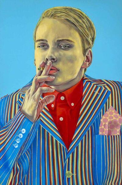 Sezer Arıcı, 'Smokers Never Dies', 2015
