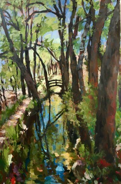 Rebecca Molayem, 'Bridge Over the Oak Creek', 2018