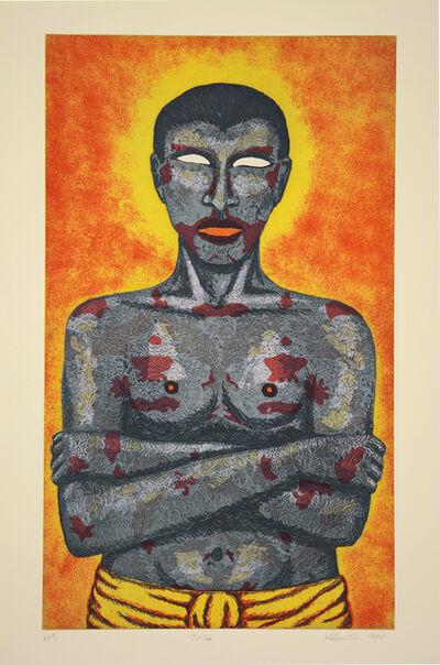 Alison Saar, 'Tatoo', 1994